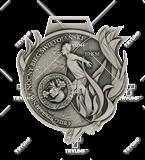 Bespoke medal – example M.BIEG32 1