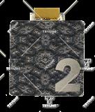Trofei personalizzati - Q-MEDALS - Realizzazione esemplare QM_35 1