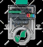 Bespoke medal – example M.DUA05 1