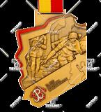 Bespoke medal – example M.BIEG81 1