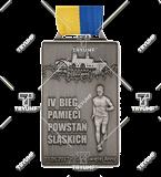 Bespoke medal – example M.BIEG33 1
