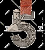 Bespoke medal – example M.BIEG39 1