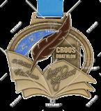 Bespoke medal – example M-DUA06 1