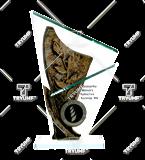 Glass statuette - example SZ_11 1