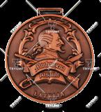 Bespoke medal – example M.JUB05 1