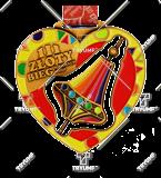 Bespoke medal – example M.BIEG66 1