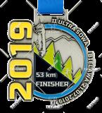 Bespoke medal – example M.BIEG90 1