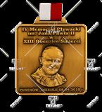 Guss-Medaillen – Beispiel M.PŁY04 1
