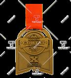Bespoke medal – example M.INNE13 1