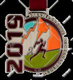 Bespoke medal – example M.BIEG89 1