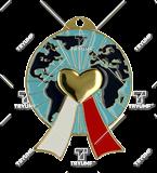 Bespoke medal – example M.INNE22 1