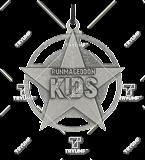 Bespoke medal – example M.BIEG62 1