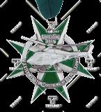 Bespoke medal – example M.BIEG82 1