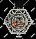 Bespoke medal – example M.BIEG43 1