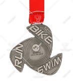 Bespoke medal – example M.TRI11 1