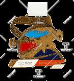Bespoke medal – example M.BIEG42 1