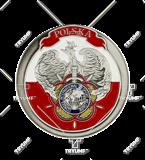 Bespoke medal – example M.INNE19 1