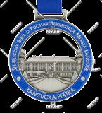 Bespoke medal – example M.BIEG80 1
