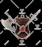 Bespoke medal – example M.BIEG74 1
