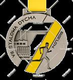 Bespoke medal – example M.BIEG72 1