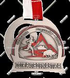 Bespoke medal – example M.BIEG03 1