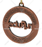 Bespoke medal – example M.BIEG10 1