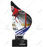 Trophy from plexy on a platform – Hockey CP01-M/HOC1 1