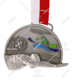 Bespoke medal – example M.PŁY03 1