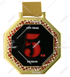 Bespoke trophies - Q-MEDALS - exemplary realization QM_07 1