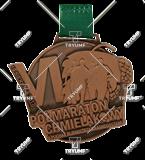 Bespoke medal – example M.BIEG18 1
