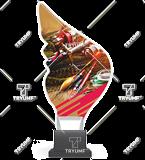 Trofeum wędkarskie z plexy - WĘDKARSTWO CP01/FIS1 1