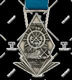 Bespoke medal – example M.BIEG96 1