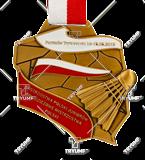 Bespoke medal – example M.INNE26 1