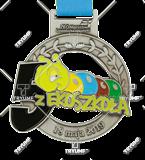 Bespoke medal – example M.BIEG92 1