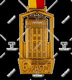 Bespoke medal – example M.BIEG87 1