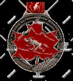 Bespoke medal – example M.BIEG16 1