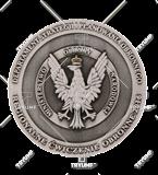 Bespoke medal – example M.JUB07 1