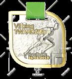 Bespoke medal – example M.BIEG65 1