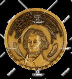 Bespoke medal – example M.INNE17 1