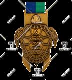 Bespoke medal – example M.BIEG49 1