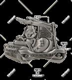 Bespoke medal – example M.INNE14 1